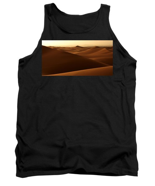 Desert Impression Tank Top by Ralph A  Ledergerber-Photography