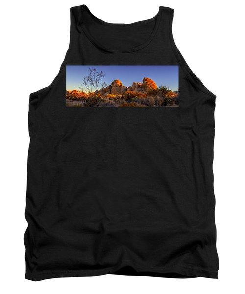 Tank Top featuring the photograph Desert Light by Jason Roberts