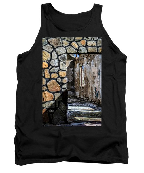 Desert Lodge View 1 Tank Top