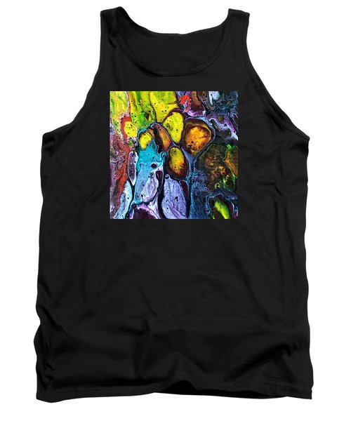 Detail Of Auto Body Paint Technician 6 Tank Top