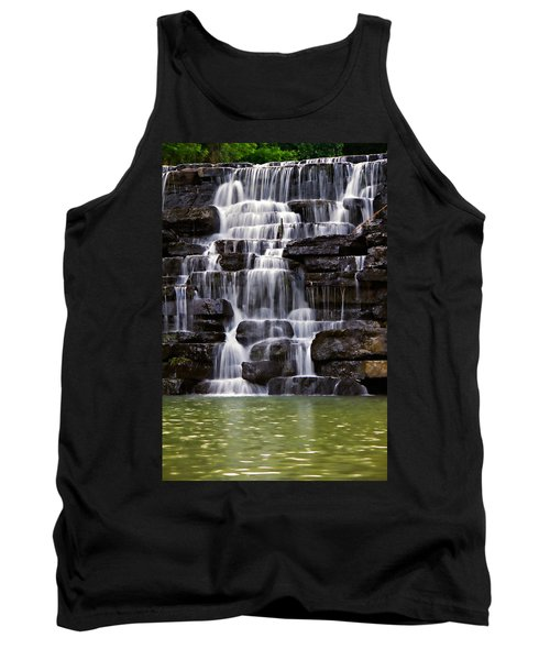 Tank Top featuring the photograph Devil by Lana Trussell