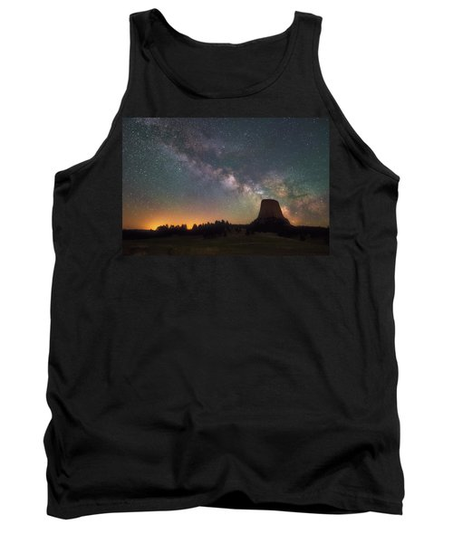 Tank Top featuring the photograph Devils Night Watch by Darren White