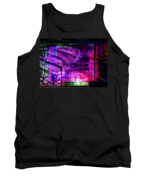 Different Paths Tank Top
