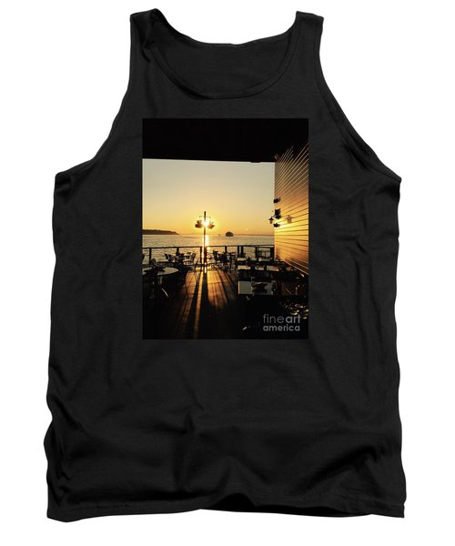 Dinner On The Water Tank Top