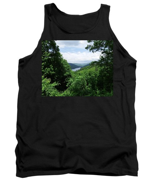 Distant Mountains Tank Top