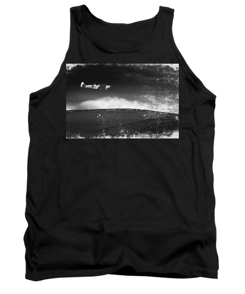 Distressed Spitfire Tank Top