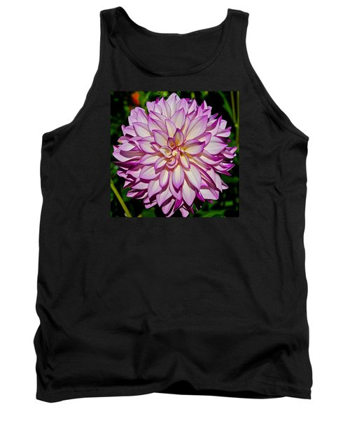 Divine Dahlia Blessings  Tank Top