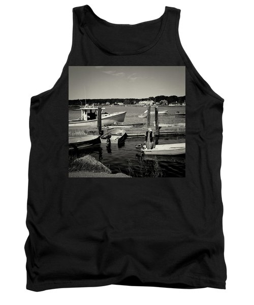 Dock Work Tank Top
