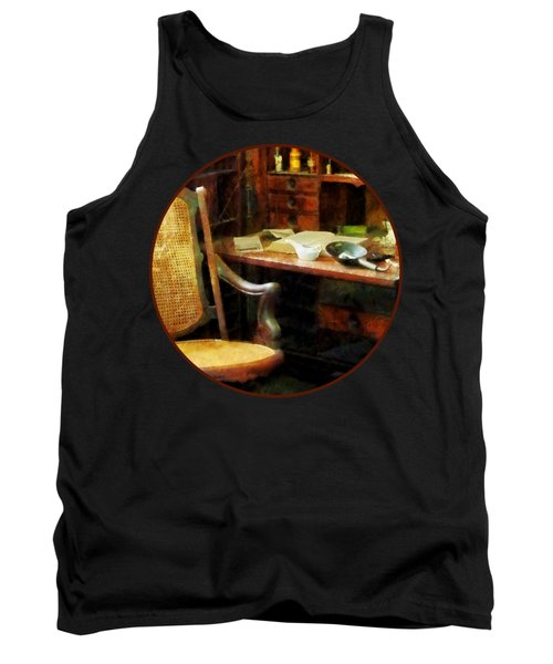 Doctor - Doctor's Office Tank Top by Susan Savad