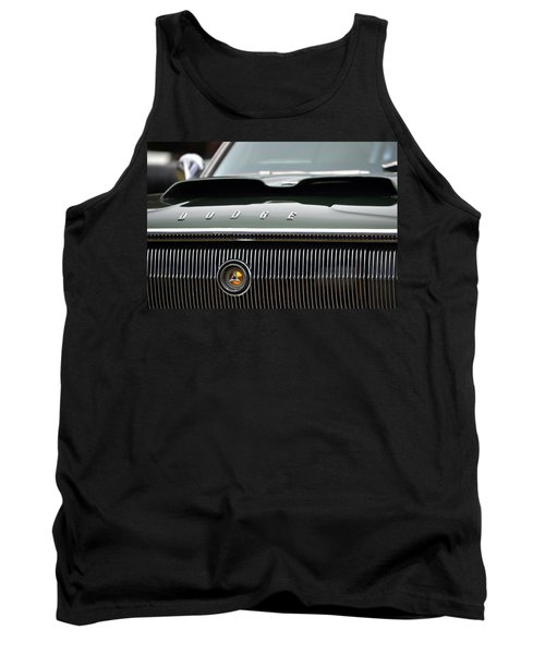 Dodge Charger Hood Tank Top by Dean Ferreira