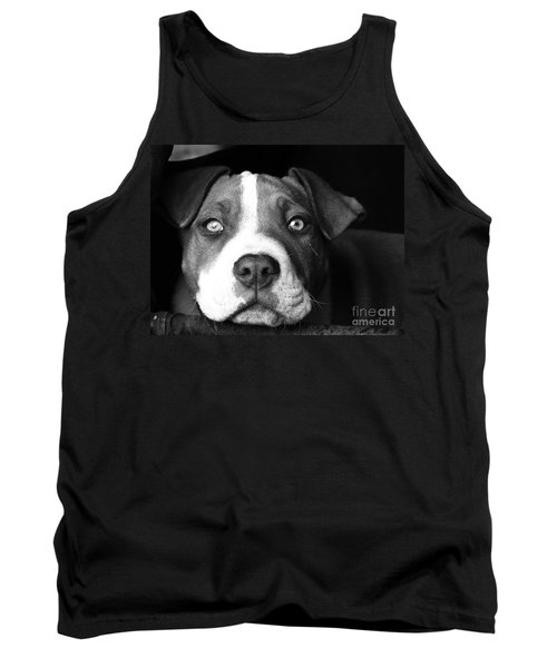 Dog - Monochrome 2 Tank Top