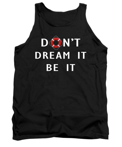 Don't Dream It Be It Rocky Horror Picture Show Tee Tank Top
