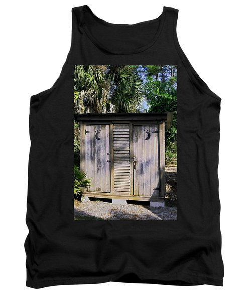 Double Duty Tank Top