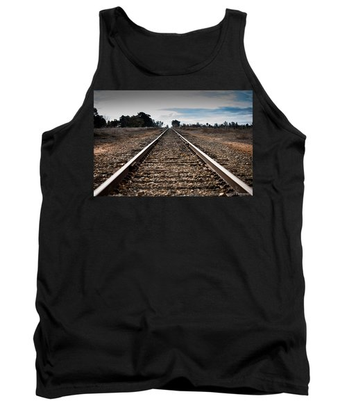 Down The Track Tank Top