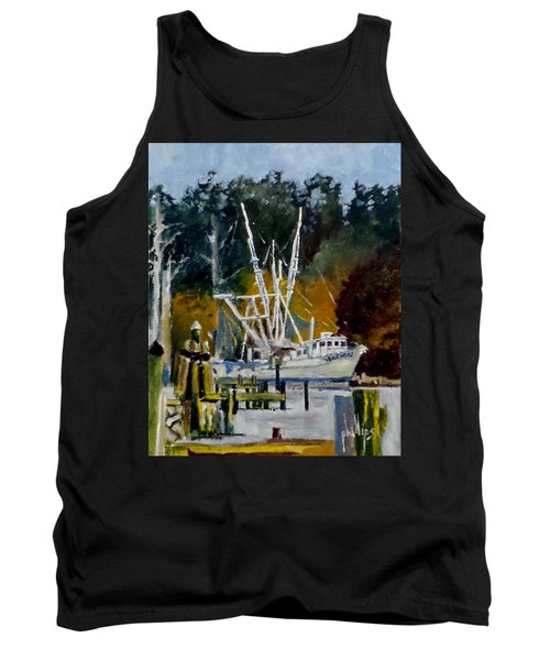 Downtown Parking Tank Top
