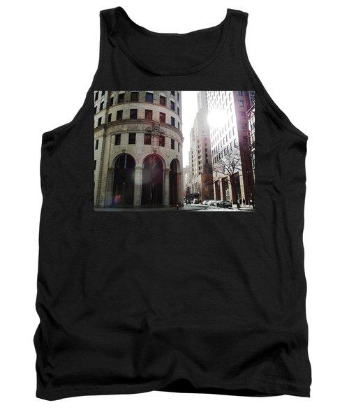Downtown Providence Tank Top
