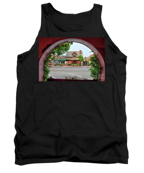 Downtown Solvang Tank Top