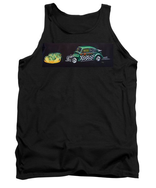 Drag Racing Vw Tank Top