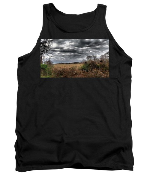 Dramatic Landscape Tank Top