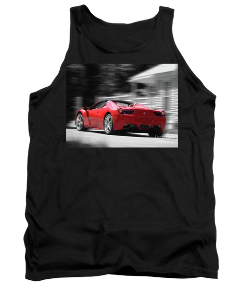 Dream Car Tank Top