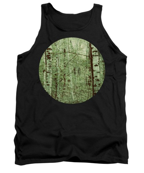 Dreams Of A Forest Tank Top