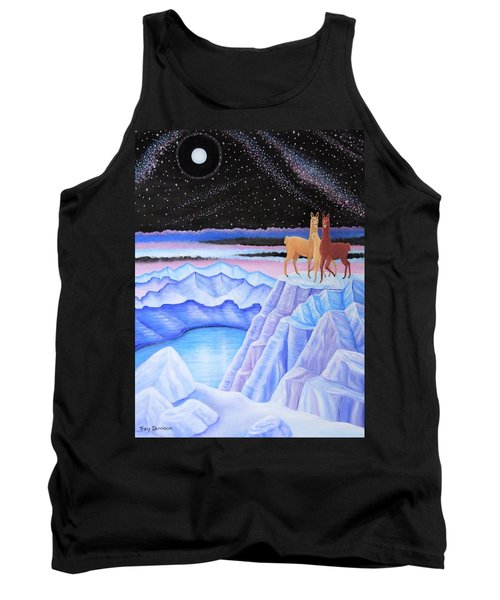 Dreamscape Tank Top by Tracy Dennison