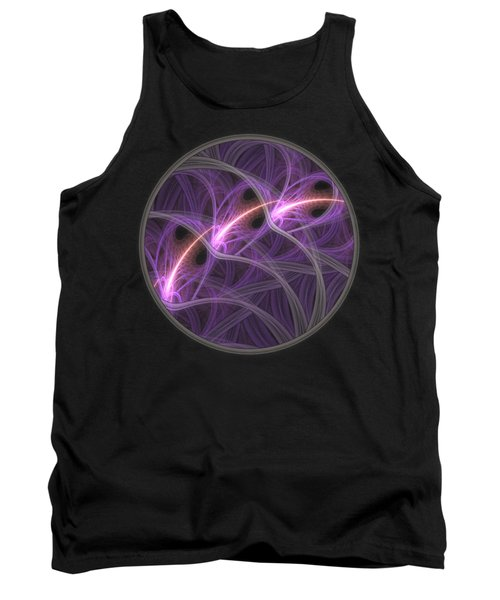 Tank Top featuring the digital art Dreamstate by Lyle Hatch