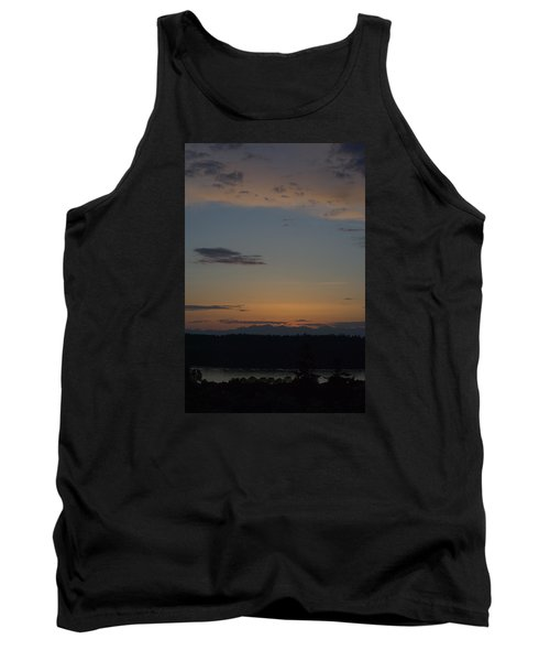 Dreamy Sunset Tank Top by John Rossman