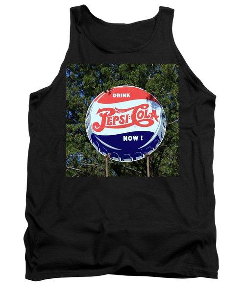Drink Pepsi - Cola Now  Tank Top
