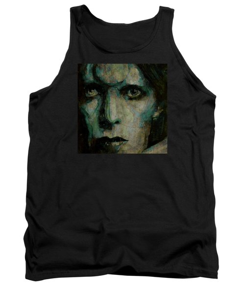 Drive In Saturday@ 2 Tank Top by Paul Lovering