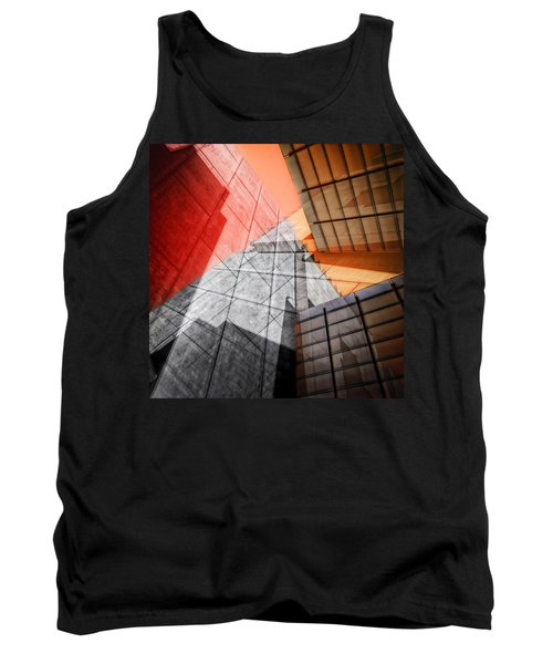 Driven To Abstraction Tank Top