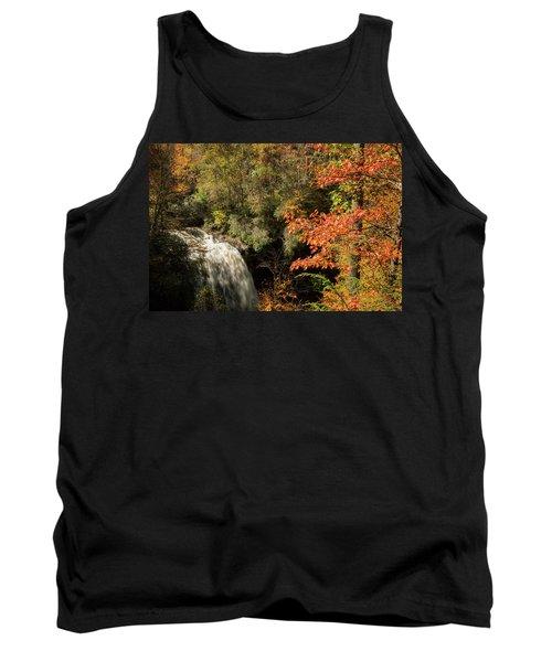 Dry Falls In North Carolina Tank Top