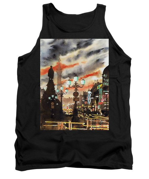 Dublin... The Ghost Of Nelson Tank Top