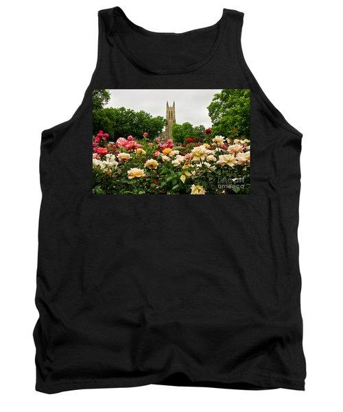 Duke Chapel And Roses Tank Top