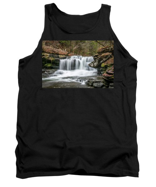 Dunloup Creek Falls Tank Top