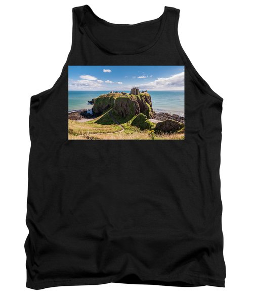 Dunnotar Castle Tank Top