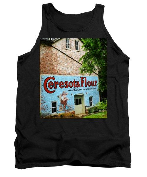 Durham Grist Mill Cerosota Flour Tank Top