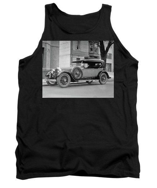 Dusenberg Car Circa 1923 Tank Top
