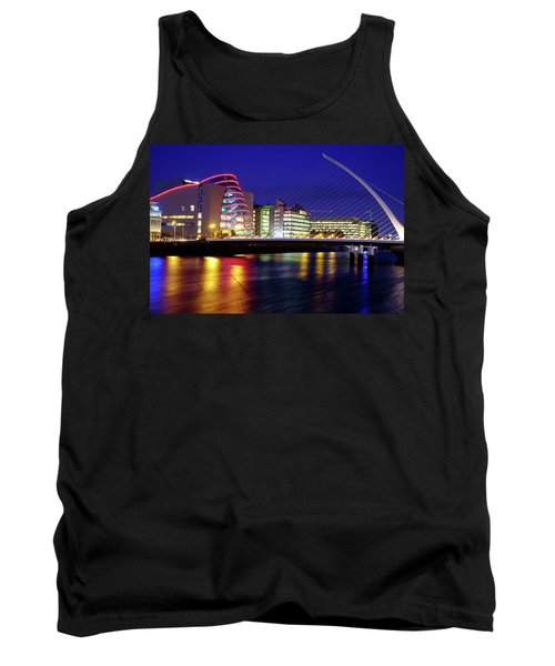 Dusk In Dublin Tank Top