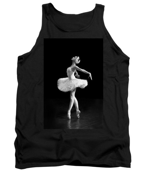 Dying Swan I Alternative Size Tank Top