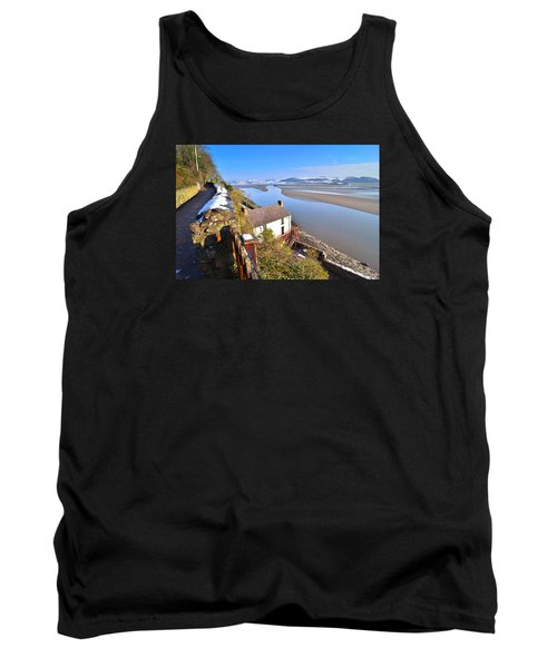 Dylan Thomas Boathouse 2 Tank Top