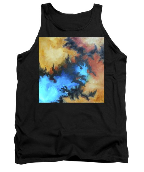 Dynasty Expressionist Painting Tank Top