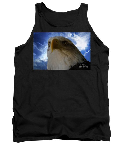 Eagle Tank Top by Sherman Perry