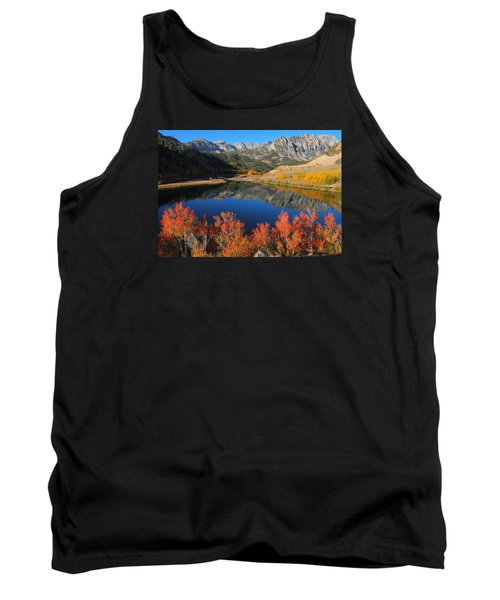 Early Morning At North Lake In Bishop Creek Canyon Tank Top by Jetson Nguyen
