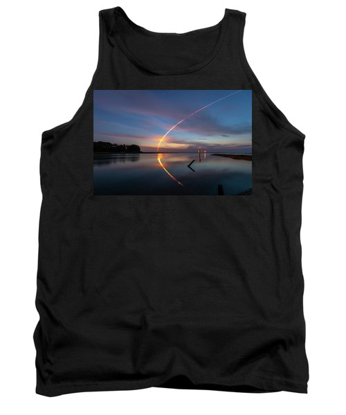 Early Morning Launch Tank Top