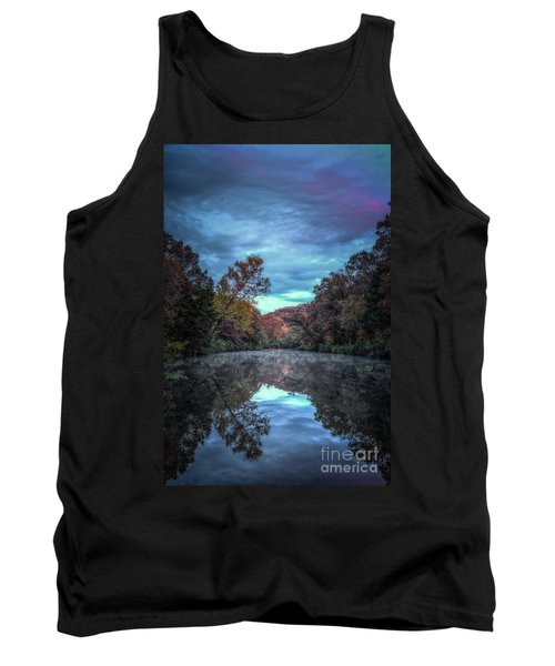 Early Morning Reflection Tank Top