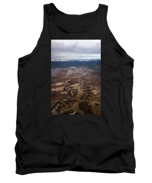 Earth's Kidneys Tank Top by Ryan Manuel