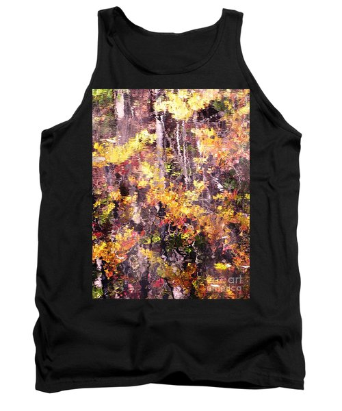 Earthy Water Tank Top by Melissa Stoudt