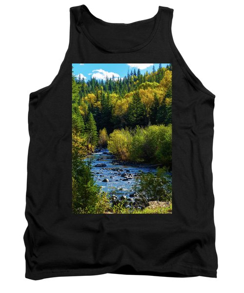 East Fork Autumn Tank Top