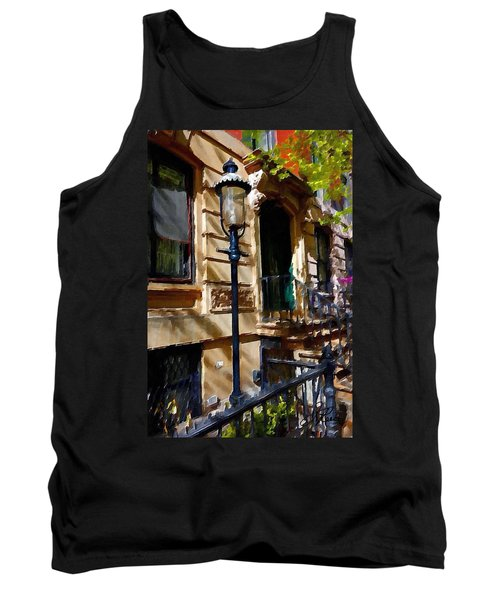 East Village New York Townhouse Tank Top